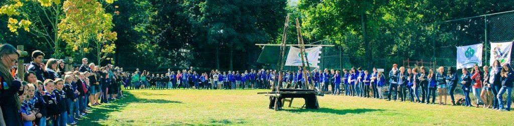 Scouts et Guides de Berchem-Sainte-Agathe